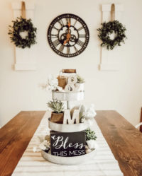 Inspiring Tiered Tray ideas for spring