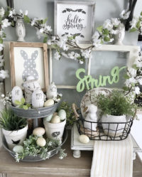 Amazing Tiered Tray ideas for inspiration