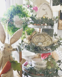 Easter Tiered Trays