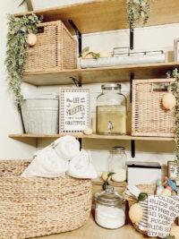 Lemon Decor farmhouse kitchen