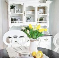 lemon decor for the home