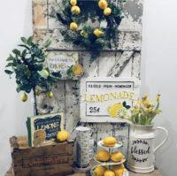 Lemon Decor