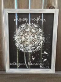 flower art ideas on etsy