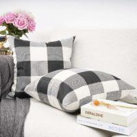 Buffalo Checkered Pillow Case
